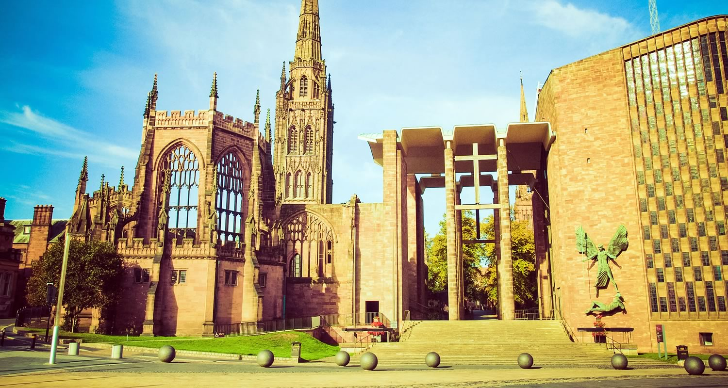 City of Culture 2021 – What this means for digital agencies in Coventry