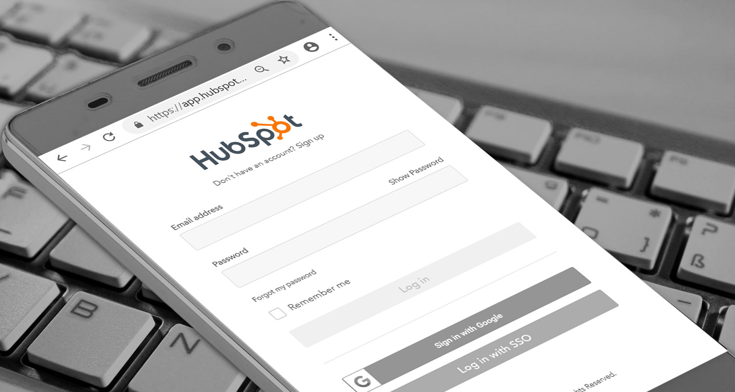 Using Hubspot CRM to capture leads and increase sales